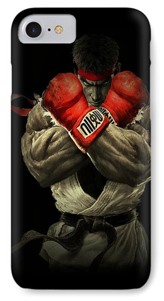 Street Fighter IPhone Case by Movie Poster Prints