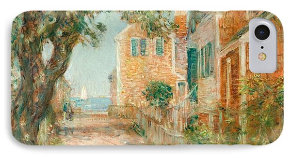 Street In Provincetown IPhone Case