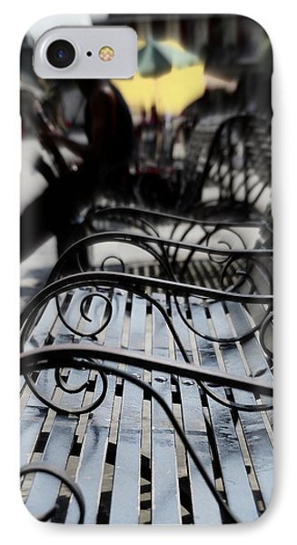 Street Jazz In The Big Easy IPhone Case