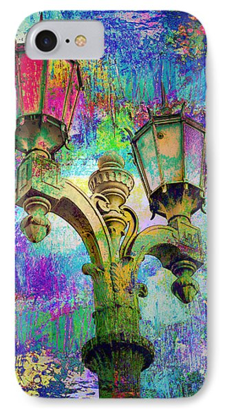 Street Lamp Rainbows IPhone Case