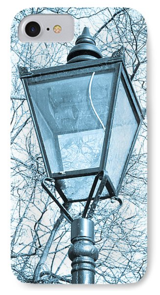 Street Lamp IPhone Case by Tom Gowanlock