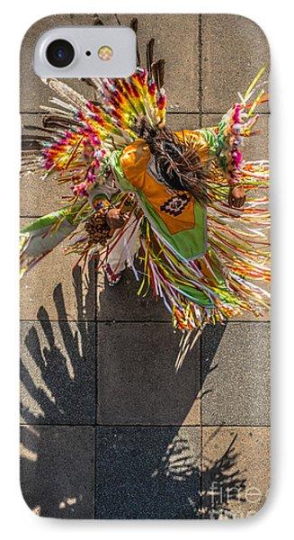 Street Shadow Dancer IPhone Case by Ian Monk