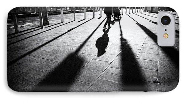 Street Shadow IPhone Case