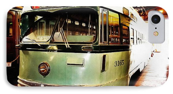 Streetcar 3165 IPhone Case by Glenn McCarthy Art and Photography