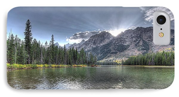 String Lake IPhone Case by Jeremy Farnsworth