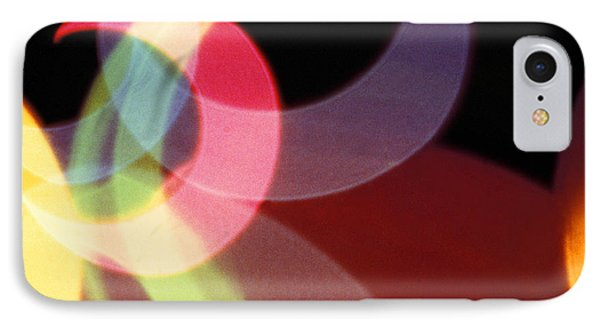 String Of Lights 1 Phone Case by Mike McGlothlen