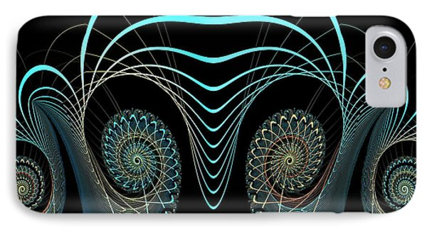 String Theory IPhone Case by Jim Pavelle
