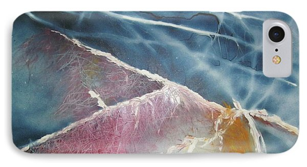 String Theory - Wave IPhone Case