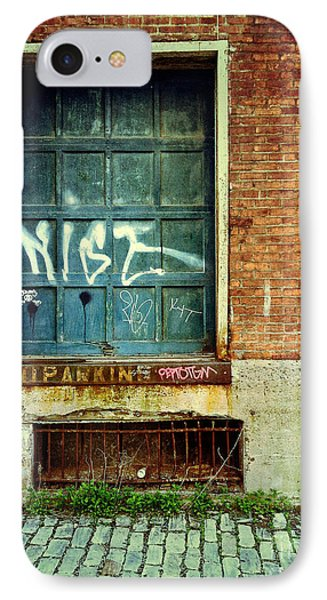 Strip District Doorway Number 1 Phone Case by Amy Cicconi