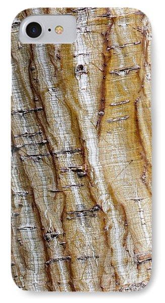 Striped Maple Phone Case by Steven Ralser