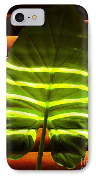 Stripes Of Light IPhone Case by Nina Ficur Feenan