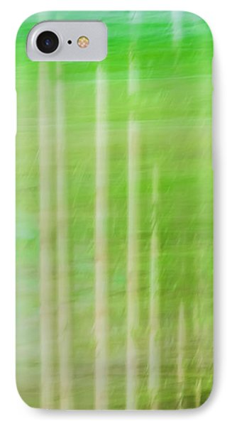Strokes Of Nature IPhone Case by Carolyn Marshall