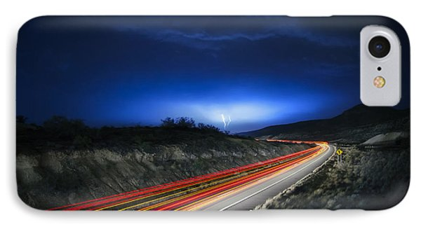 Storm Chasers IPhone Case by Sean Foster