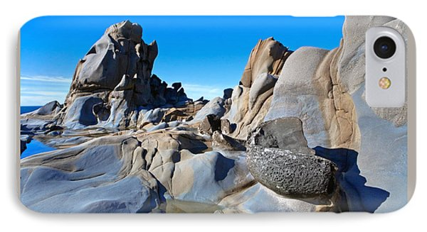 Stump Beach Phone Case by Daniel Furon