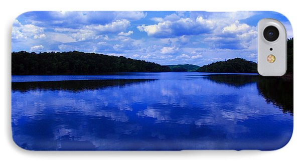 IPhone Case featuring the photograph Stumpy Pond 04a by Andy Lawless