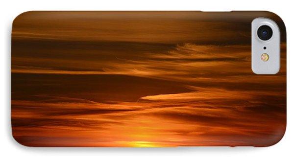 Stunning Sunset IPhone Case by Nikki McInnes