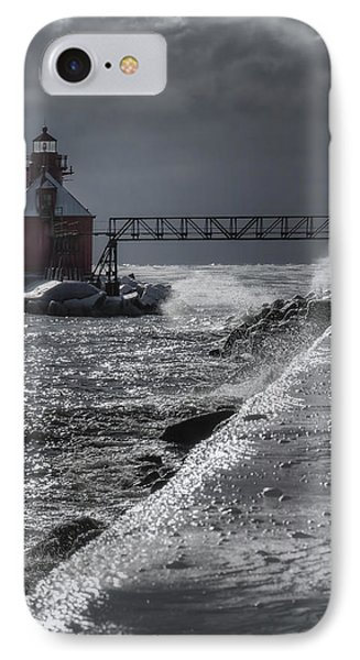 Sturgeon Bay After The Storm IPhone Case