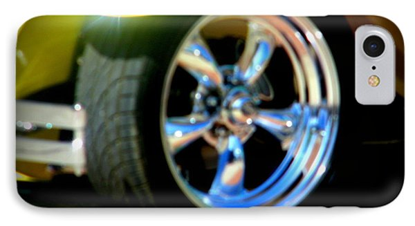 IPhone Case featuring the photograph Stylin' Wheels by Bobbee Rickard