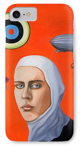 Subconscious IPhone Case by Leah Saulnier The Painting Maniac