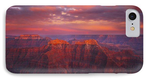 Sublime Fire IPhone Case by Peter Coskun