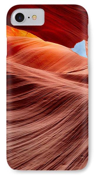 Subterranean Waves IPhone Case