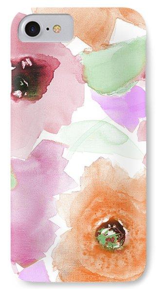 Subtle Belle Lumiere II IPhone Case by Lanie Loreth