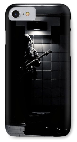 Subway Music Lawrence West Station Toronto Canada IPhone Case