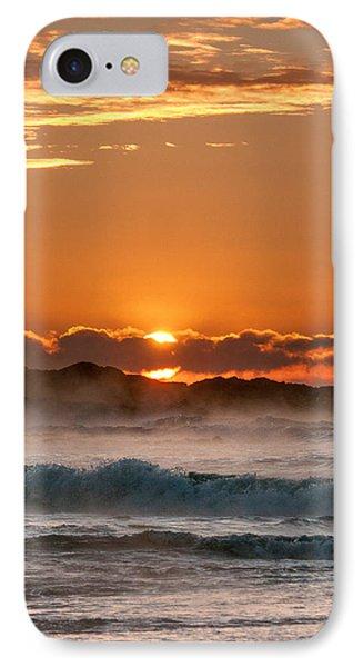 Subzero Sunrise IPhone Case