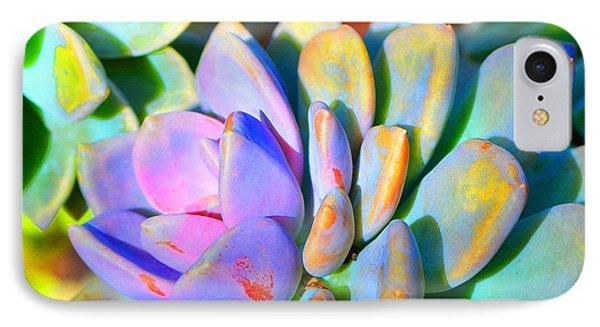 Succulent Color - Botanical Art By Sharon Cummings IPhone Case
