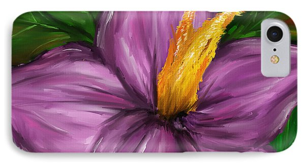 Such Beauty- Magnolia Paintings IPhone Case by Lourry Legarde