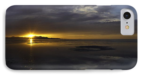 Sudden Glow IPhone Case by Chad Dutson