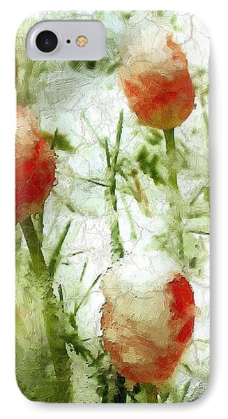 Suddenly Snow Phone Case by RC deWinter