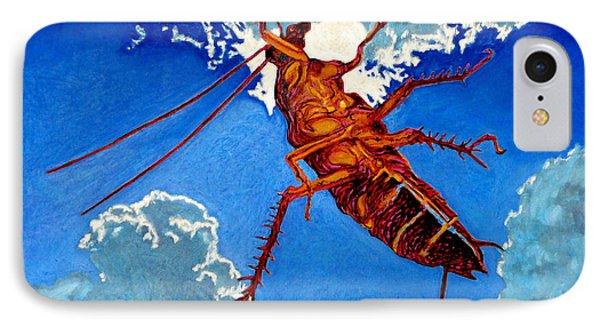 Sueno De La Cucaracha IPhone Case by Gerhardt Isringhaus