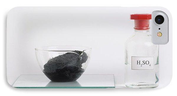Sugar Changed To Black Carbon IPhone Case by Dorling Kindersley/uig