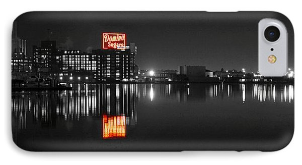 Sugar Glow - Domino Sugars - Vibrant Color Splash IPhone Case