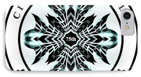 Sugar Hill Ga 75th Anniversary IPhone Case
