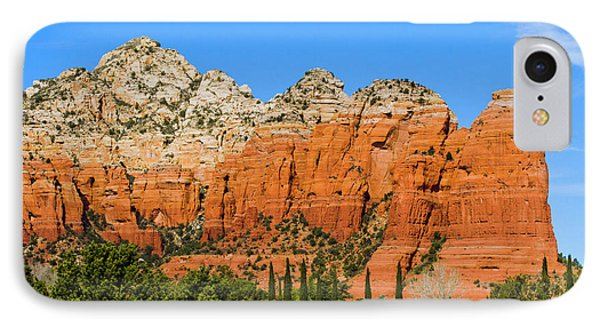 Sugar Loaf Mountain And Coffee Pot Rock IPhone Case by Jan and Stoney Edwards