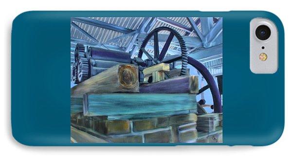 Sugar Mill Gizmo Phone Case by Deborah Boyd