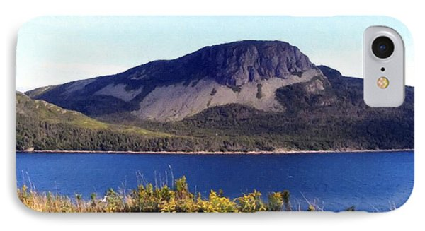 Sugarloaf Hill In Summer IPhone Case by Barbara Griffin
