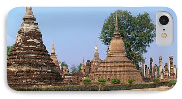 Sukhothai Historical Park Thailand IPhone Case