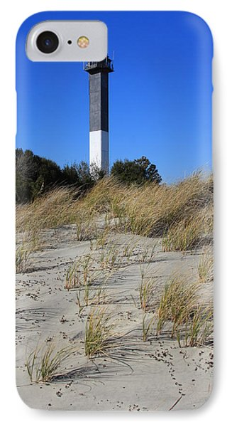 Sullivan's Island Lighthouse IPhone Case by Mountains to the Sea Photo