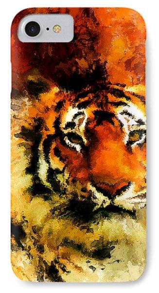 Sumatran IPhone Case by Lourry Legarde