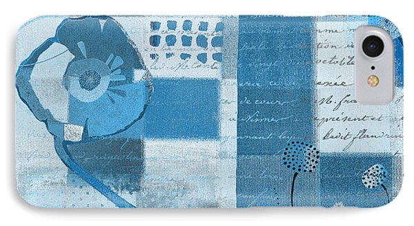 Summer 2014 - J088097112-blueall IPhone Case by Variance Collections