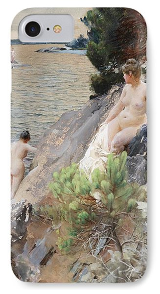 Summer IPhone Case by Anders Zorn