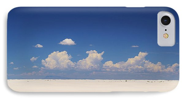 Summer At White Sands National Monument Phone Case by Roena King