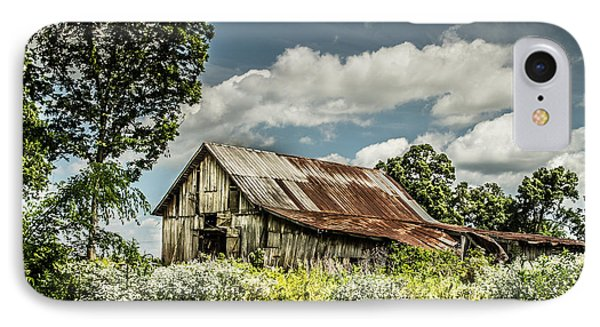 IPhone Case featuring the photograph Summer Barn by Debbie Green