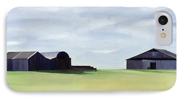 Summer Barns IPhone Case by Ana Bianchi