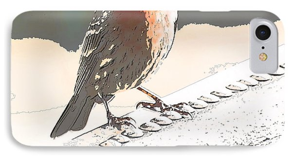 Summer Bird Phone Case by Artist and Photographer Laura Wrede