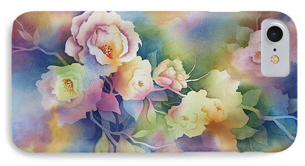 Summer Blooms Phone Case by Deborah Ronglien