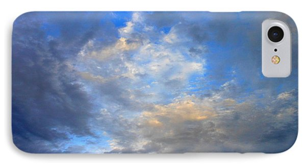 Summer Clouds Phone Case by Kay Gilley